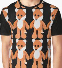 Sweet fox Graphic T-Shirt