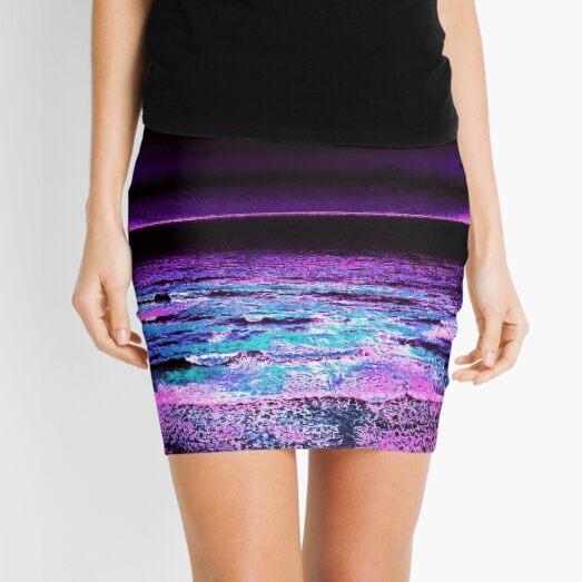 Ocean Mini Skirt