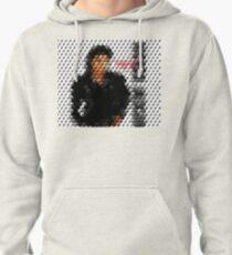 Michael Jackson Bad Cuboid 2 Pullover Hoodie
