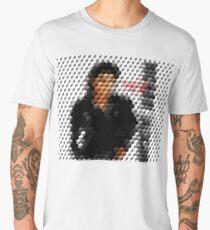 Michael Jackson Bad Cuboid 2 Men's Premium T-Shirt