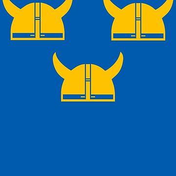 Tre Viking Kronor by Daytone