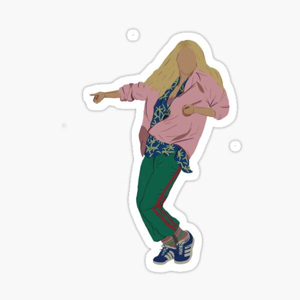 Hayley Kiyoko Curious Sticker Sticker
