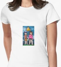 Gravity Women's Fitted T-Shirt