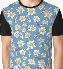Koi pattern Graphic T-Shirt
