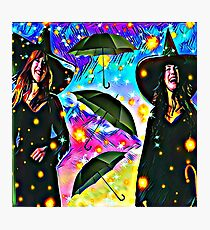 Witches inspiration magic with a practical twist Photographic Print
