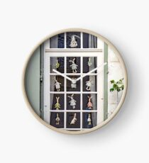 Fenêtre Fantastique Clock