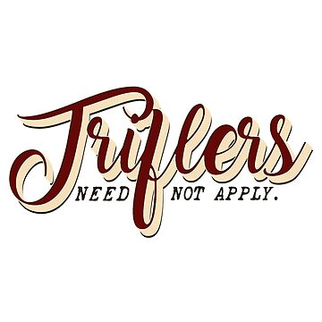 9a73d9af19 My Favorite Murder Podcast — Triflers Need Not Apply