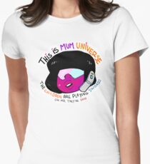 don't call here again Women's Fitted T-Shirt