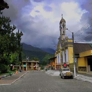 Quiet Vilcabamba, Ecuador by alabca