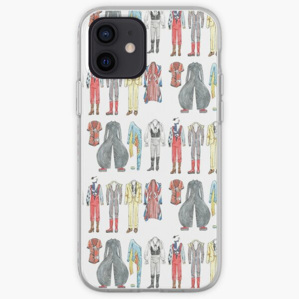 BOWIE COSTUMES iPhone Soft Case