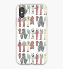 BOWIE COSTUMES iPhone Case