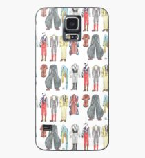 BOWIE COSTUMES Case/Skin for Samsung Galaxy