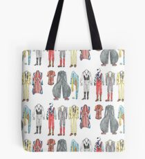 BOWIE COSTUMES Tote Bag