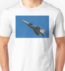 SAAB JAS 39C Gripen 9240 Unisex T-Shirt