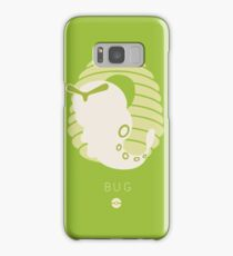 Pokemon Type - Bug Samsung Galaxy Case/Skin