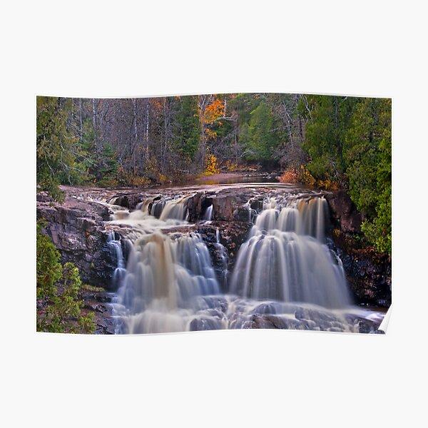 Gooseberry Falls #3 Poster