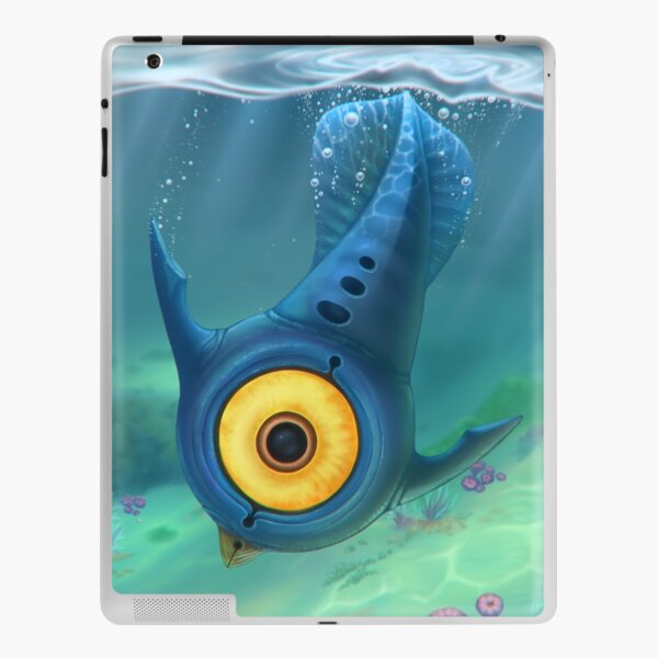 Peeper iPad Skin