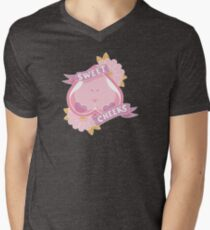 Sweet Cheeks V-Neck T-Shirt