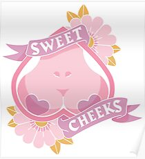 Sweet Cheeks Poster