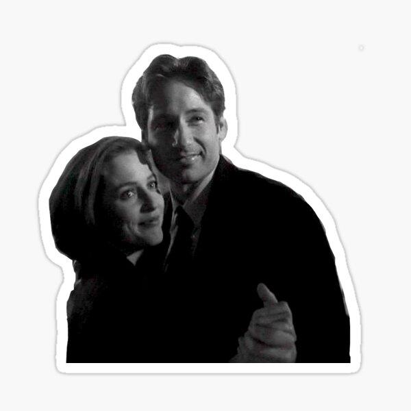 MSR Mulder & Scully Sticker