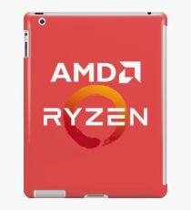AMD Ryzen - RED  iPad Case/Skin