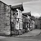 The Pub | B&W by Sarah Couzens