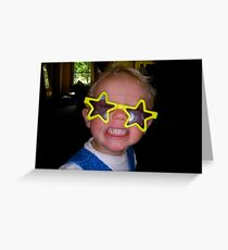 Smile Ro Greeting Card