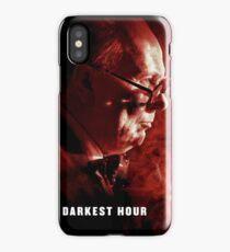 DARKEST HOUR iPhone Case