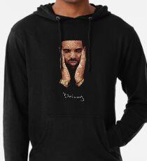Drke Drizzy Rapper Moasiac T Shirt Lightweight Hoodie