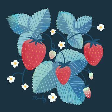 Erdbeersaison von hellocloudy