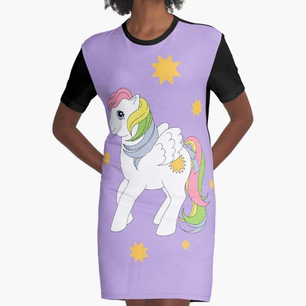 Starshine Graphic T-Shirt Dress