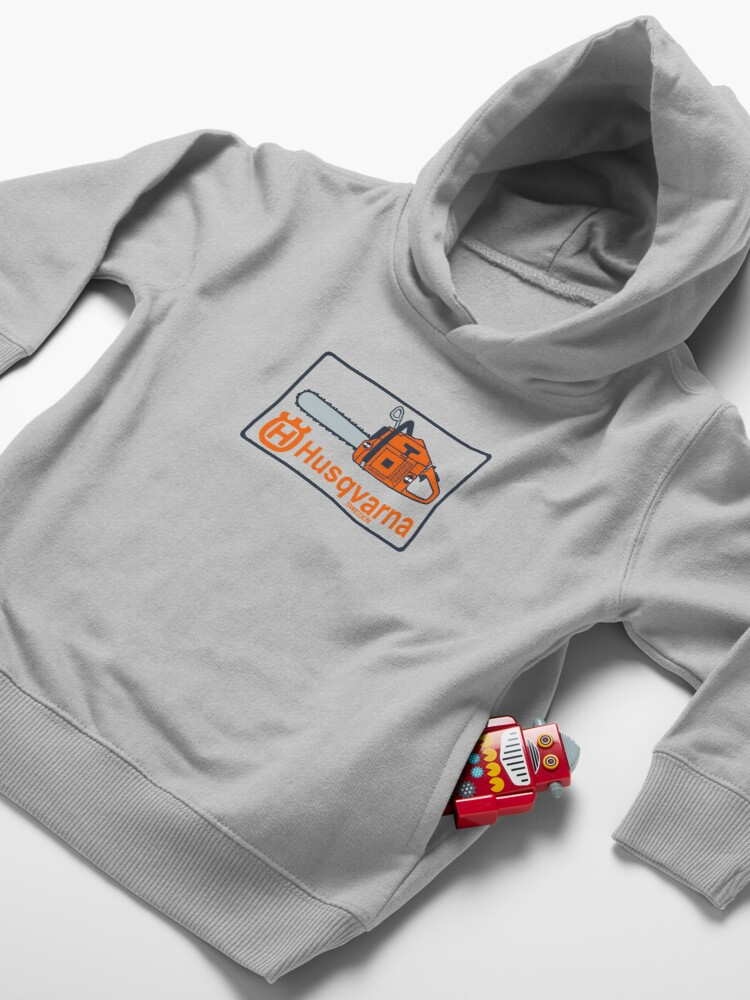 Alternate view of SWEDEN Toddler Pullover Hoodie