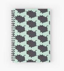 Cutie Cerberus Spiral Notebook