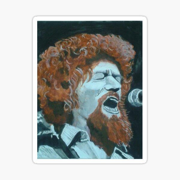 Luke Kelly Sticker