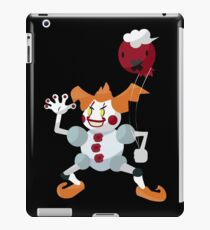 Mr. Mime / Pennywise - IT iPad Case/Skin