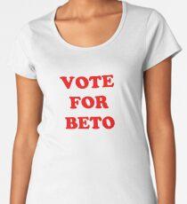Vote for Beto Women's Premium T-Shirt