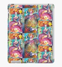 TAROTS OF THE LOST SHADOWS / MOON AND STAR iPad Case/Skin