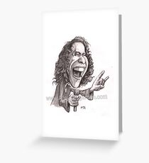Ronniecature Greeting Card