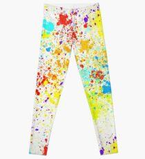 Colour Print Leggings