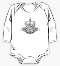 Double-headed eagle with crown One Piece - Long Sleeve
