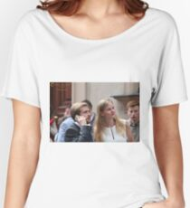 The most significant event - Graduation. Women's Relaxed Fit T-Shirt