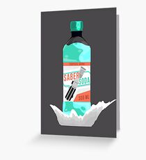 Star Wars Drink Greeting Card