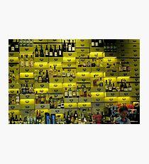 the bureaucracy bar Photographic Print