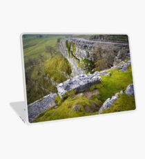 Malham Cove Laptop Skin