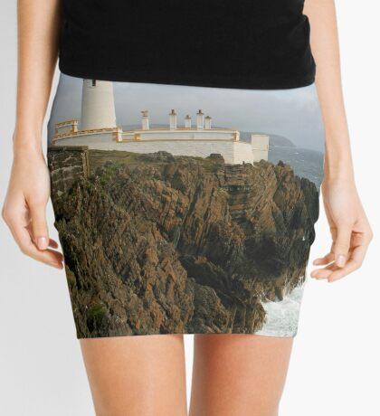 Douglas Head Lighthouse Mini Skirt