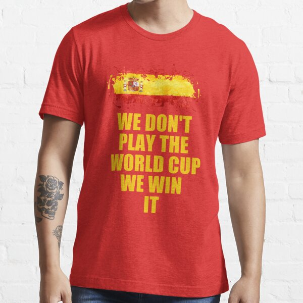spain world cup 2018  Essential T-Shirt