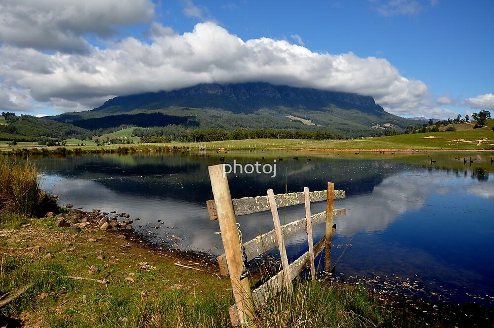 photoj Tas, Mt Roland Lakes by photoj