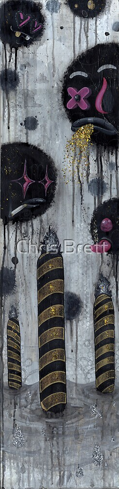Dirty Thoughts by Chris Brett