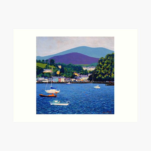Bantry Bay, County Cork, Ireland Art Print
