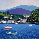 Bantry Bay, County Cork, Ireland by eolai